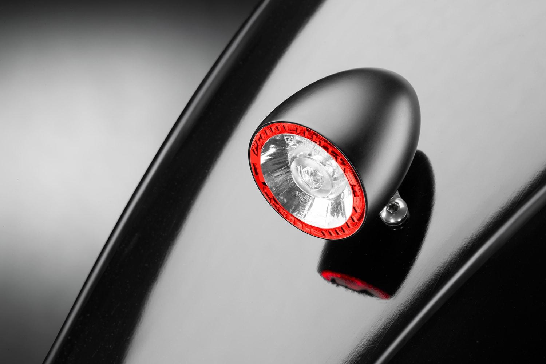 Bullet 1000® RB - LED motorcycle rear light with brake light